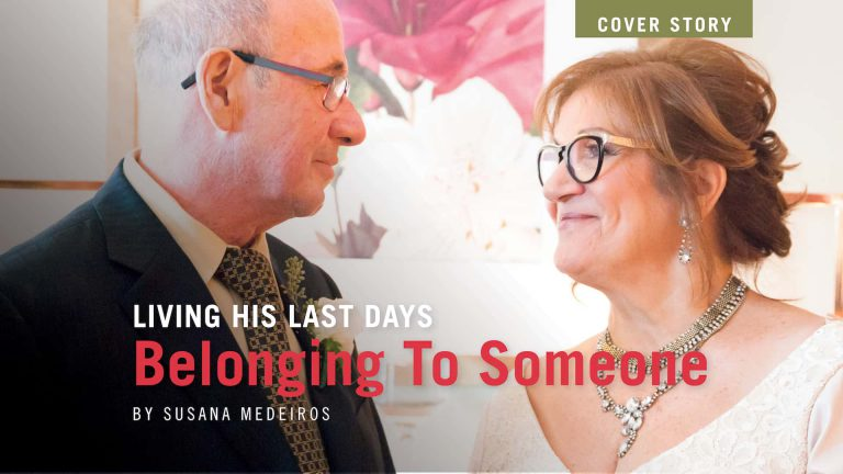 LIVING HIS LAST DAYS Belonging To Someone