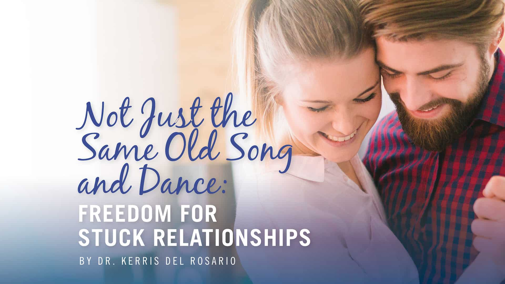 Not Just the Same Old Song & Dance