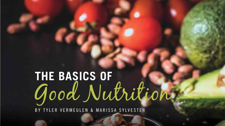 The Basics of Good Nutrition