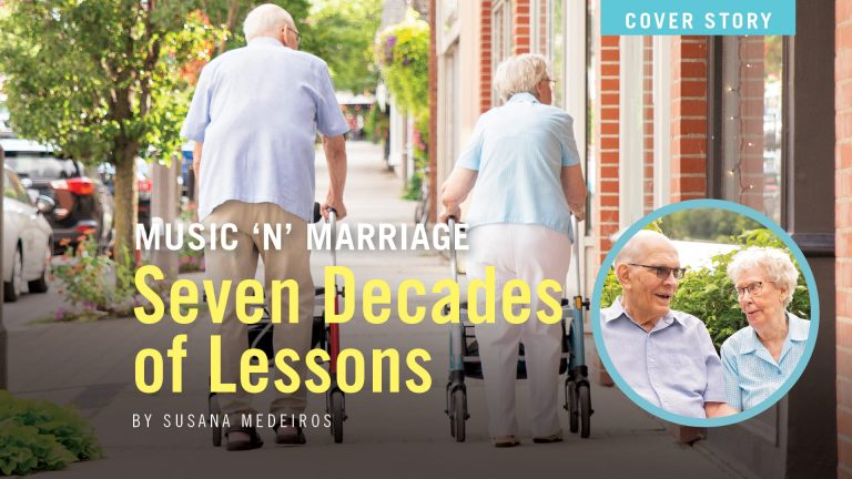 MUSIC 'N' MARRIAGE Seven Decades of Lessons